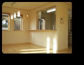 越谷市H様邸2階リビング・ダイニング