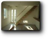 越谷市K様邸リビング階段