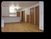 越谷市T様邸L・Dは無垢の床&珪藻土の壁で森林浴