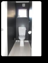 越谷市U様邸2階トイレ