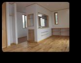 足立区M様邸自然素材を多く採用した2階LDK