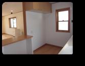 越谷市Y様邸キッチン背面収納を使いやすく計画
