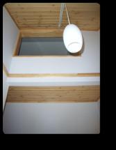 越谷市Y様邸無垢板の天井